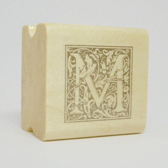 letter m rubber stamp by antspaudukai on etsy With letter m stamp
