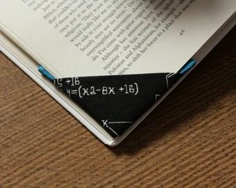 MTO 2 corner bookmarks - Science