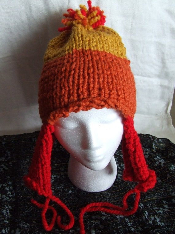 Knitting Pattern For Jayne s Hat Firefly : Knit Womens Firefly Jaynes Cunning Hat by TheFandomTreasures