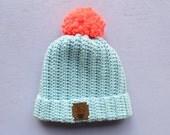 Puff Hat No. 005