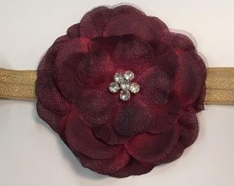Vintage Couture Headband