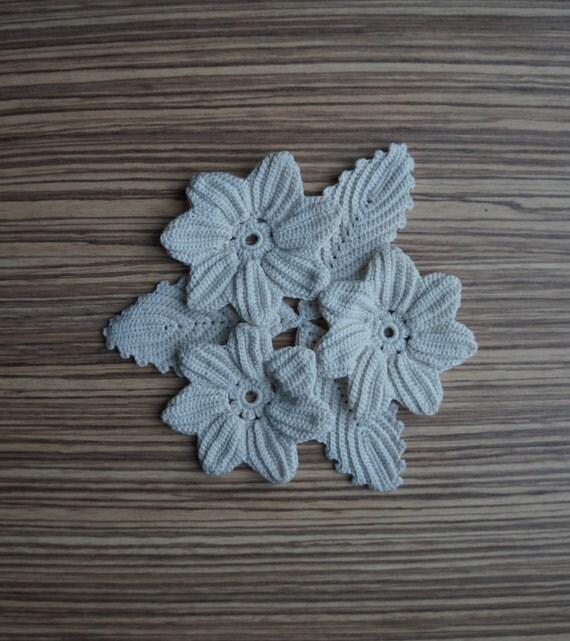Matrimonio In Rumeno : Centrino unico rumeno macrame bianco sporco d tre fiori