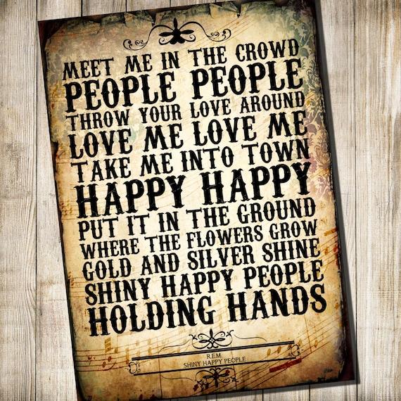 R.KELLY - HAPPY PEOPLE **(LYRICS ON SCREEN)** - YouTube