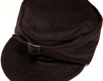 Deadstock!! 60's vintage italian army marine cap
