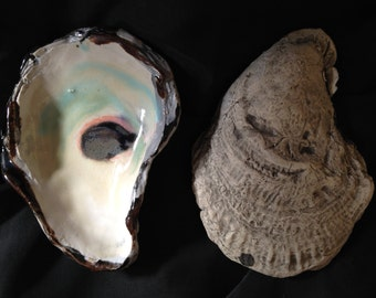 Ceramic Oyster-Gumbo collection-SINGLE