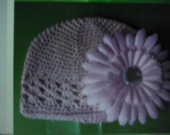 Baby beanie hat size 0-12 months