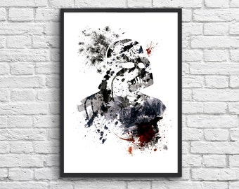 Poster Dark Vador - Star Wars