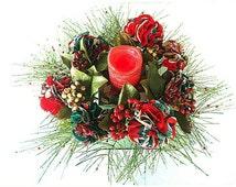 DIY Christmas Crafts, Christmas Decorations, How to Christmas Table Decor, Christmas Wreath