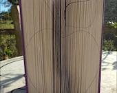 Apple folding book folding pattern.