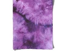 Fleece Blanket-Plum Purple -Tie Dye Blanket-Winter Cozy Warm-Decorative Fleece Blanket-Baby Blanket-Medium Large Blanket