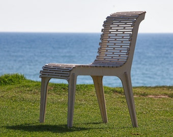 Alex Chair - the unique chair that is also comfortable