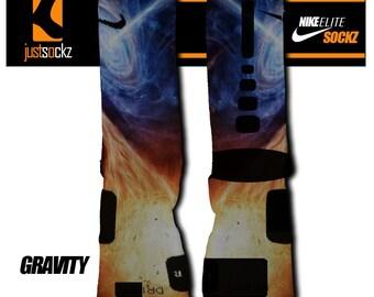 Custom Nike Elite Gravity