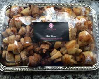 20 ct Homemade RUGELACH or HAMMANTASCHEN cookies - pastry cookies - gift - apreciation - rosh hashana - holiday- jannukah- thanksgiving