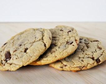 Toffee Crunch Cookies | One Dozen