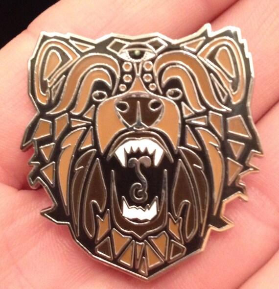 Grassroots California Pins Grassroots California Bear Pin