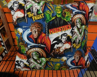 Universal Monster Handmade pillow