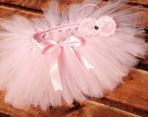 DIY Baby Pink Tutu Kit- EVERYTHING INCLUDED!