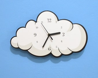 Cloud - Wall Clock