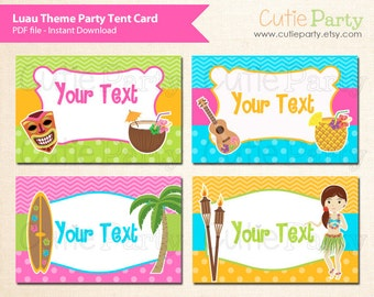 Tent Invitation Template with awesome invitation sample