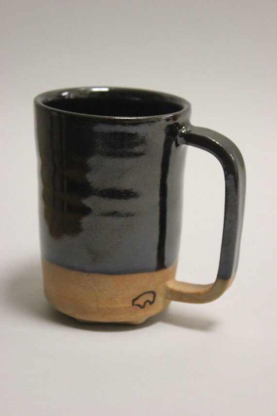 Items similar to handmade ceramic mug coffee mug for Coffee mug craft kit