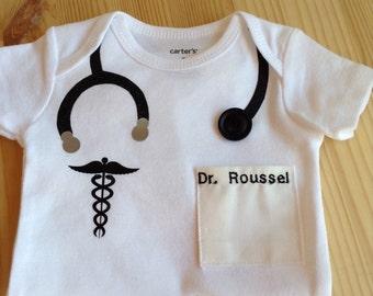Doctor Baby Bodysuit - Great Gift for Medical Family