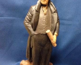 "Rare Tom Clark Figure ""Andrew Jackson """