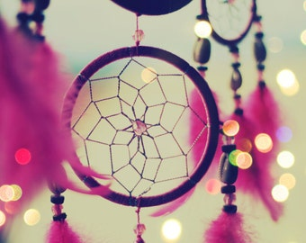 Dream Catcher KIT ~ Make Your Own Customized Dream Catcher (easy and gorgeous)!!!
