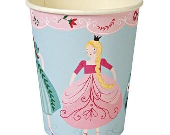 Meri Meri I'm a Princess Party Cups.