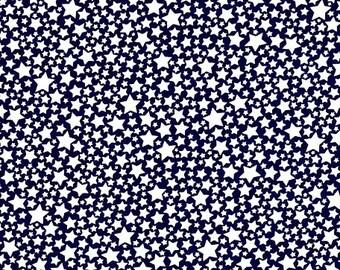 SALE - Starlettes - Mini Mikes - Michael Miller - PC5720-NAVY-D