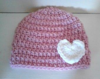 toddler girl hat,Crochet girl hat,chunky hat,chunky girl hat,crochet baby hat