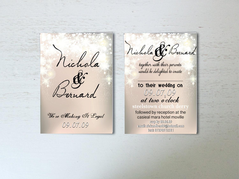 Wedding invitations digital download wedding invite a6 wedding for Digital wedding invitations