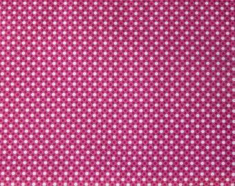 "SALE, Pattern Fabric, Dot Fabric, Michael Miller ""Dim Dots"" in Jewel- 1 Yard"