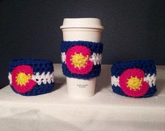 Colorado Coffee Cozy