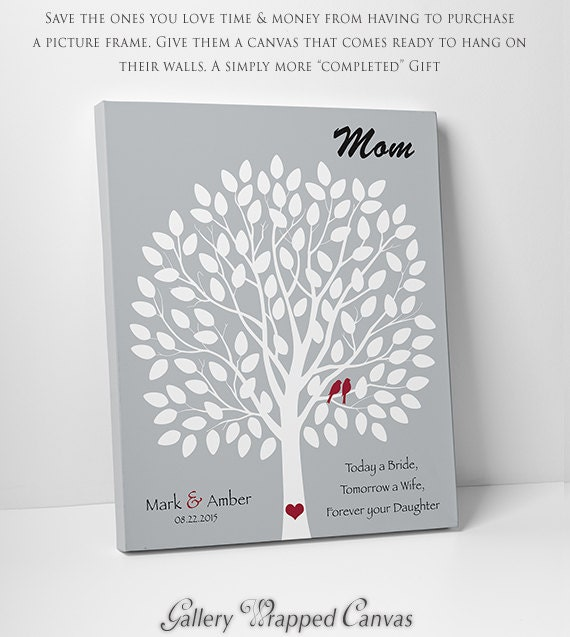 Wedding Gift Ideas For Daughter From Parents : Gift - Wedding Gift for Mom or Dad - Personalized Gift from Daughter ...
