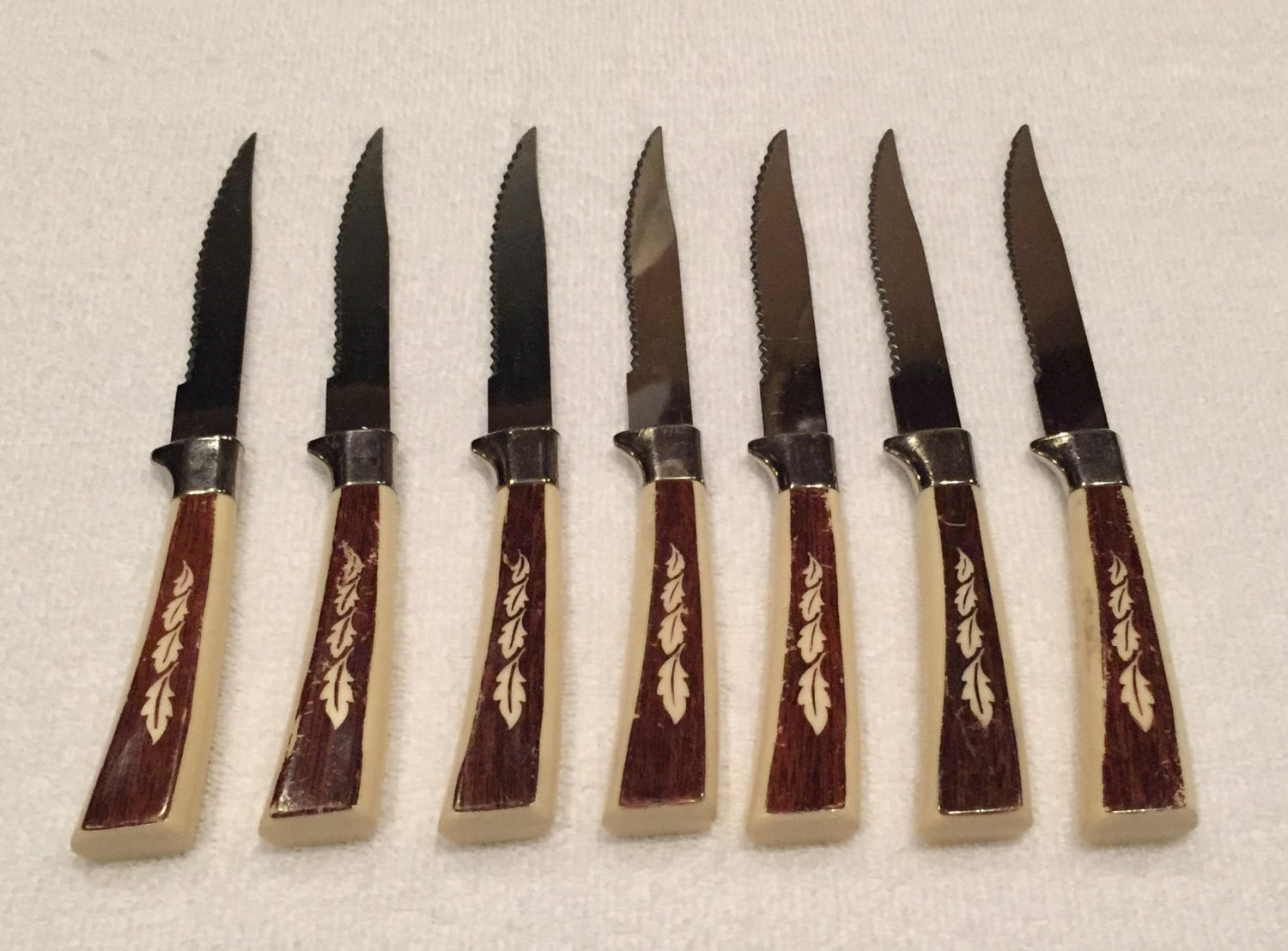 Vintage Steak Knives 5
