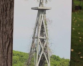 Windmill Canvas Gallery Wrap