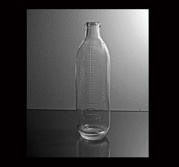 Baby Bottle Owens Glass Co.