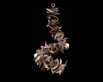 Dark Creation - Dried String - Natural Handmade String