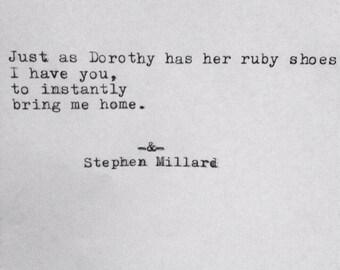 Poem #122 Print/Bookmark
