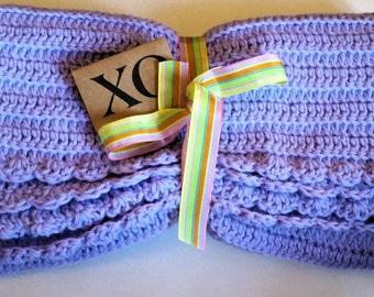 Purple Baby Blanket