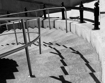 Stairway of Shadows