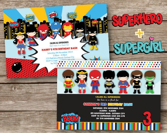Carte anniversaire gratuite super heros carte lisaoycwilson blog - Carte anniversaire super heros ...