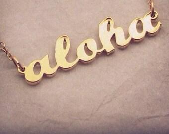 Aloha Necklace