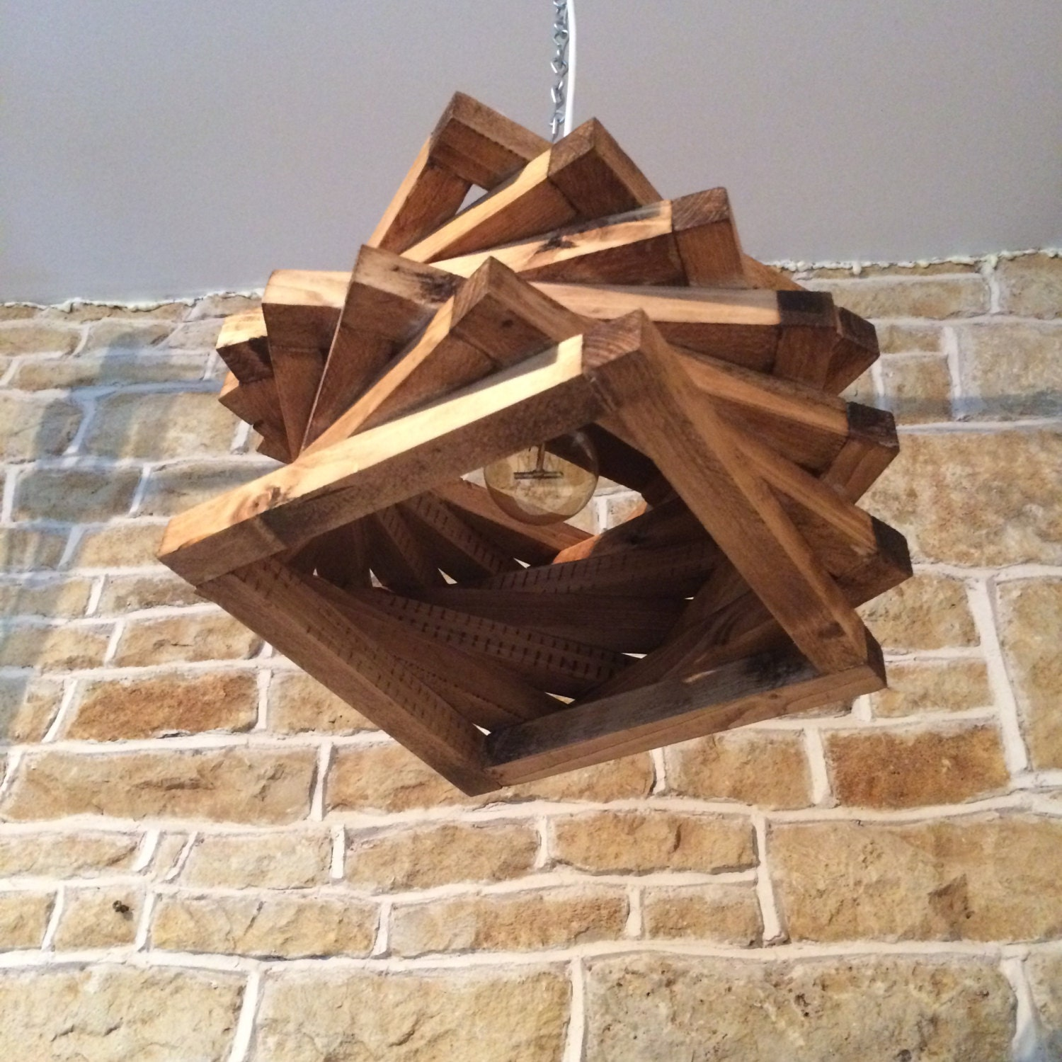 Rustic Ceiling Light Rustic Light Fixture Rustic Wood: Rustic Wood Light, Rustic Ceiling Light, Wood Light