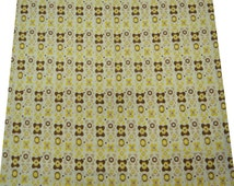 Popular items for retro printed fabric on Etsy
