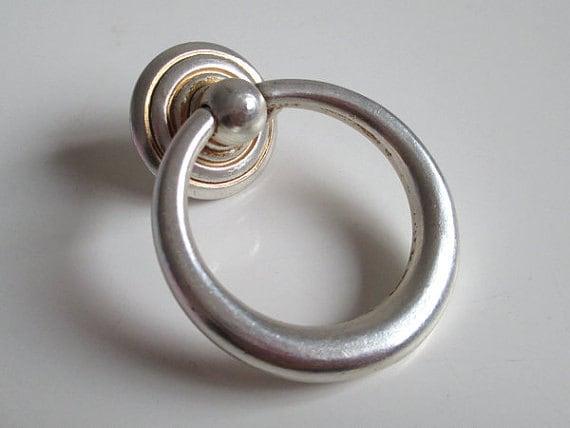 Commode goutte pull boutons tiroir bouton tire poign es anneau - Bouton de commode ...