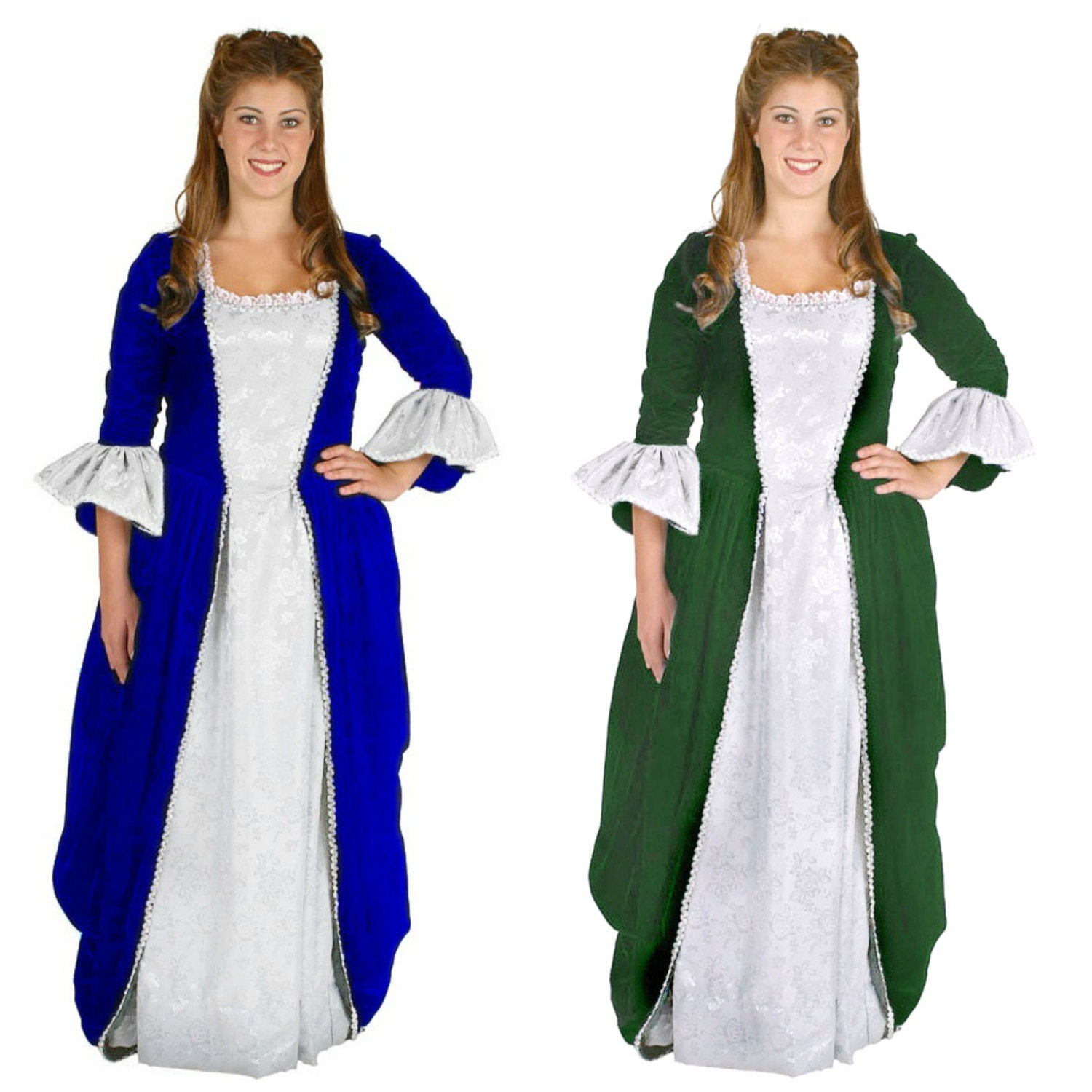 Christmas gown ideas 18th - Women S Adult Colonial Lady Dress Colonial Costumes For Women 1700s 18th Century Period