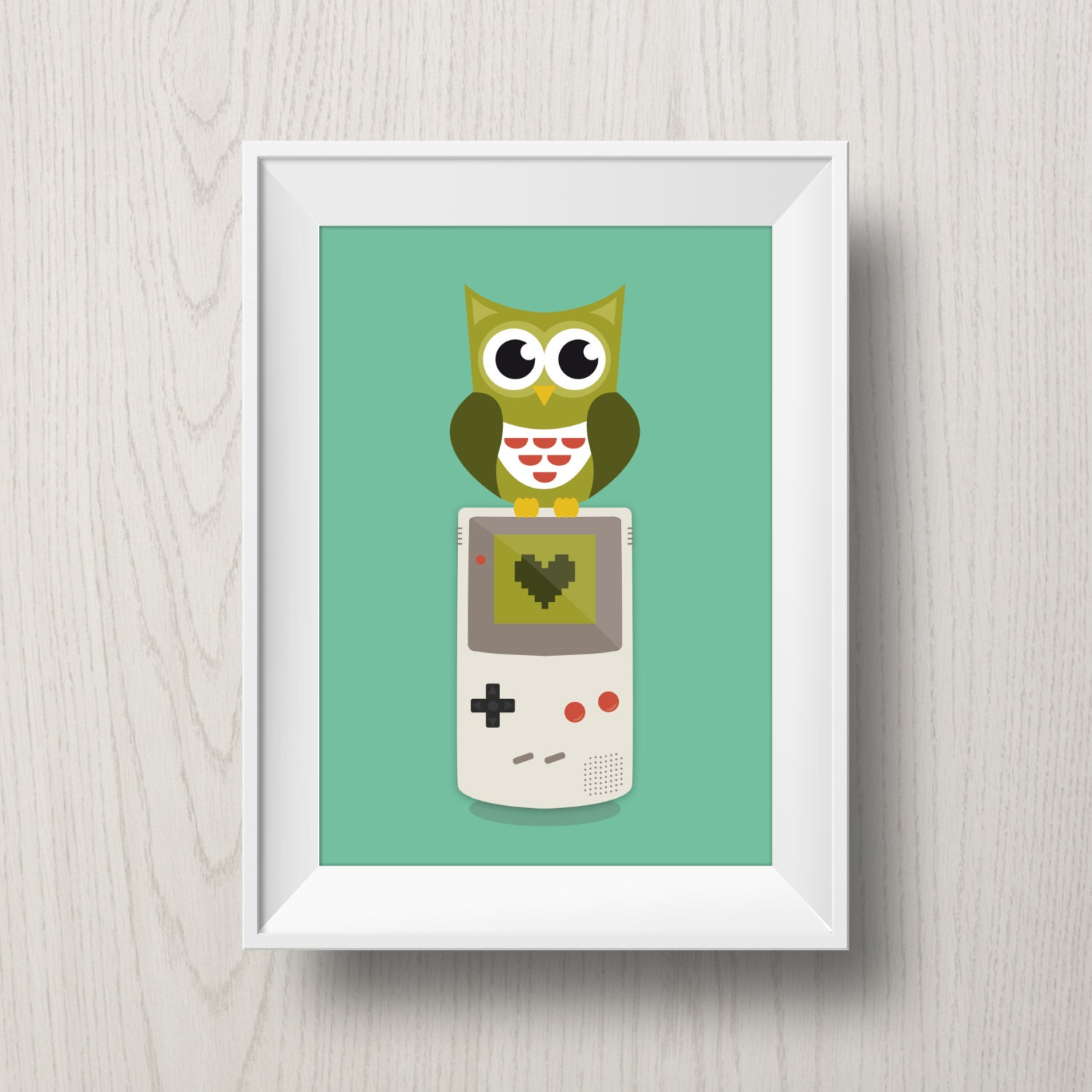 Owl decor for baby room -  Nursery Decoration Owl Design Game Zoom