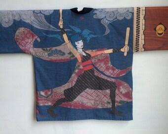Japanese Hapi: Odaiko