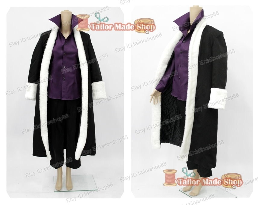 Fairy Tail Laxus Dreyar cosplay costume by TailorShop88 on ...